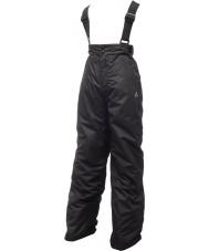 Dare2b DKW033-800026 Çocuklar siyah kar pantolon TurnAbout - 26 inç