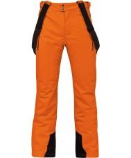 Protest 4710400-324-XS Oweny turuncu biber kar pantolonu Mens
