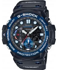 Casio GN-1000B-1AER Mens g-shock gulfmaster gelgit grafiği ve Ay yaşı siyah izle