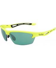Bolle Bolt neon sarı competivision silah tenis güneş gözlüğü