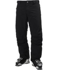 Helly Hansen Erkekler efsanevi siyah pantolon
