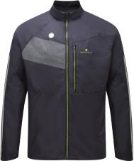 Ronhill RH-001895R848-L Vizyonumuz siyah iluoro sarı parlaklık ceket mens - boyut l