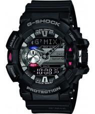 Casio GBA-400-1AER Mens g-şok akıllı saat