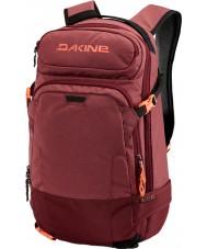 Dakine 10001480-BURNTROSE Heli pro 12l sırt çantası