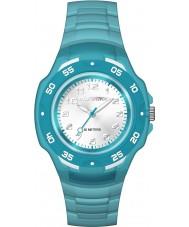 Timex TW5M06400 Çocuklar maraton mavi reçine kayışı izle