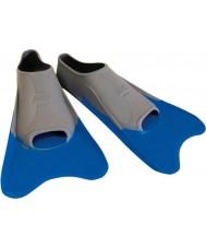 Zoggs 300395 Ultra mavi ve gri eğitim-e - uk boyutu 12