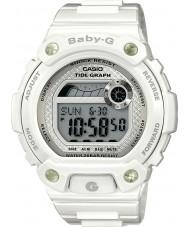 Casio BLX-100-7ER Bayanlar bebek g gelgit grafiği beyaz izle