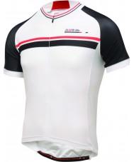 Dare2b DMT111-90090-XXL Erkek AEP devre beyaz jarse tişört - boyut xxl