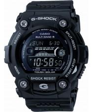 Casio GW-7900B-1ER Mens g-shock radyo güneş siyah izlemek kontrollü