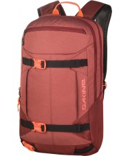 Dakine 10001482-BURNTROSE Mission pro 18l sırt çantası