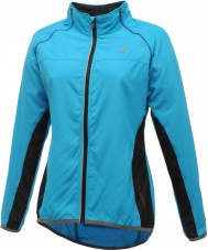 Dare2b Bayanlar rüzgar sesi mavi ceketi taradı