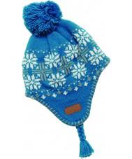 Dare2b DGC006-3PAC12 Kız candygirl mavi resif şapka - 11-13 yaş