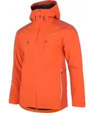 Dare2b DMW118-07G95-XXXL Erkek sadık kabak turuncu su geçirmez ceket - boyut xxxl