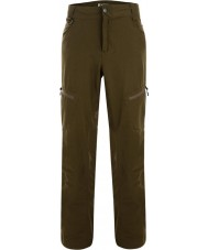 Dare2b DMJ334L-3C4032 uzun bacak kamuflaj yeşil pantolon ayarlanmış Erkek - boyut s (32in)