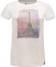 Dare2b Beyaz t-shirt üstünde Bayanlar kulesi