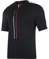 Dare2b DMT134-80040-XS kalkmış siyah jarse tişört mens - boyut xs