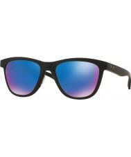 Oakley siyah Oo9320-11 işte çalışan mat - safir iridyum polarize güneş gözlüğü
