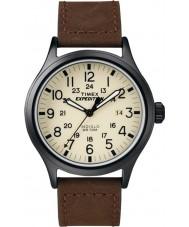 Timex T49963 Erkek sefer izci kahverengi izle