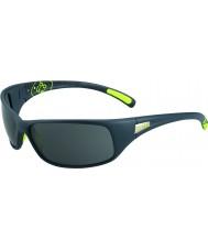 Bolle 12202 geri tepme gri güneş gözlüğü