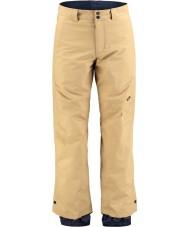 Oneill 653018-7012-XL Erkek çekiç marn kahverengi kayak pantolon - boyut xl