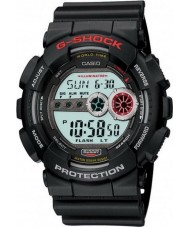 Casio GD-100-1AER Mens g-shock süper otomatik ışık led watch