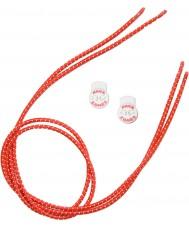 Zone3 Z14278 Elastik kırmızı bağcıkları