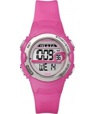 Timex T5K771 Bayanlar parlak pembe maraton spor izle