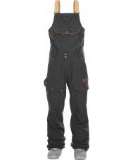 Picture MPT055-BLACK-M Erkekler yakoumo 2 bib kayak pantolon