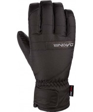 Dakine 1300330-BLACK-XL Erkekler nova kısa siyah eldiven - boyut xl