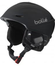 Bolle 31186 Keskin siyah Digitalism kayak kask - 54-58cm
