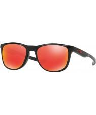Oakley Oo9340-02 trillbe x cilalı siyah - yakut iridyum güneş gözlüğü