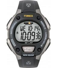 Timex T5E901 Siyah ironman 30 tur tam boy spor izle