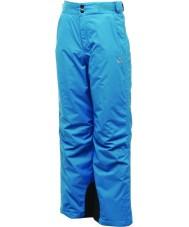 Dare2b DKW033-3PAC03 Çocuklar mavi resif kar pantolon TurnAbout - 3-4 yıl