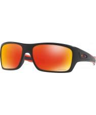 Oakley Oo9263 63 37 türbin güneş gözlüğü
