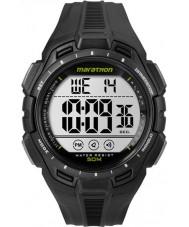 Timex TW5K94800 Dijital tam maraton siyah kronograf izle