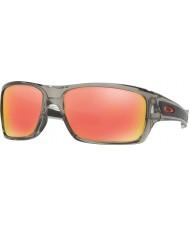 Oakley Oo9263 63 10 türbin güneş gözlüğü