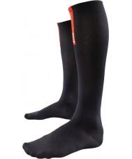 2XU WA1956E-BLK-L Bayanlar Pwx kurtarma için siyah sıkıştırma çorap - boyut l
